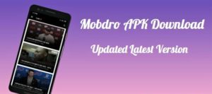 mobdro latest version